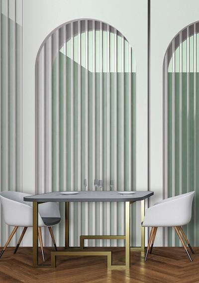 Mural - Escape Room 3 (5m x 2.7m)