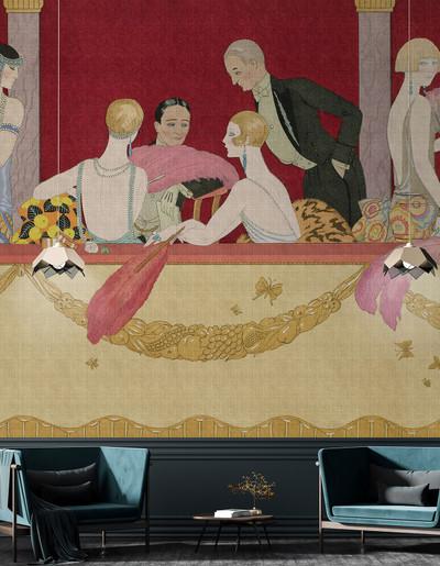 Mural - Babylon 2 (4m x 2.7m)