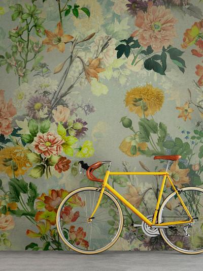 Mural - Amelies Home 2 (4m x 2.7m)