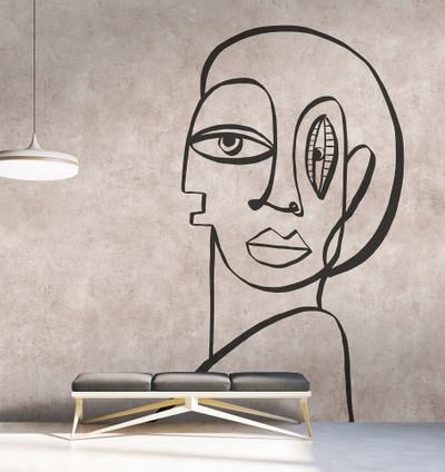 Mural - Palomas 1 (4m x 2.7m)