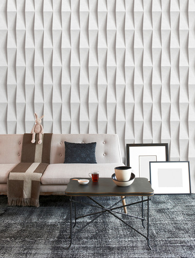 Mural - Paper House 2 (4m x 2.7m)