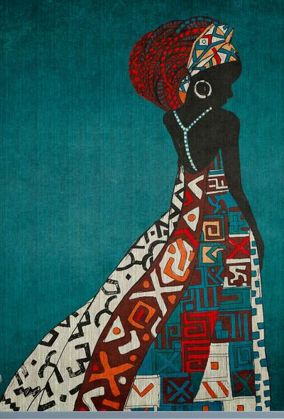 Mural - Nairobi 1 (5m x 2.7m)