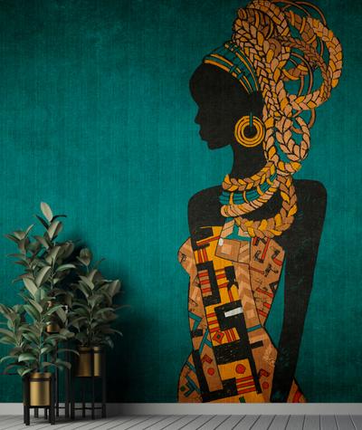 Mural - Nairobi 2 (5m x 2.7m)
