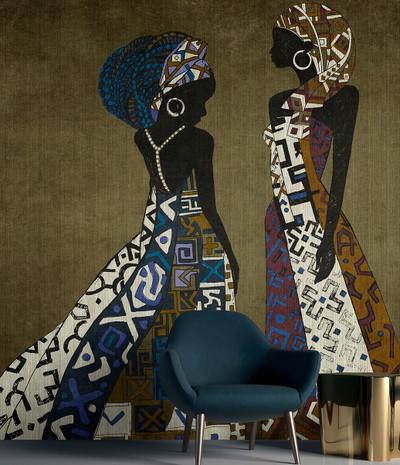 Mural - Nairobi 3 (5m x 2.7m)