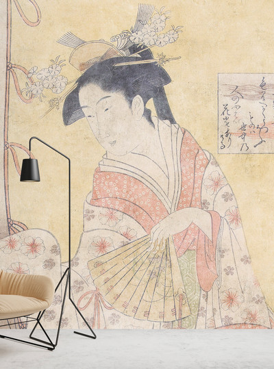 Mural - Osaka 2 (4m x 2.7m)