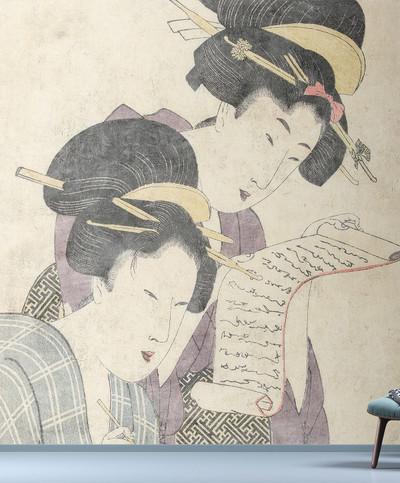 Mural - Osaka 3 (4m x 2.7m)
