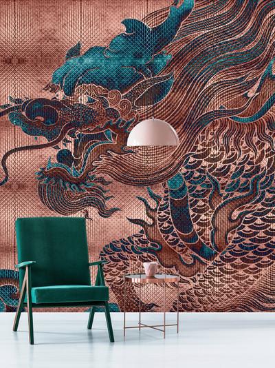 Mural - Shenzen 1 (4m x 2.7m)