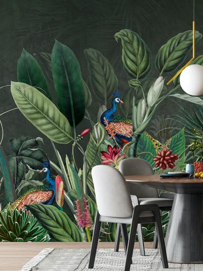 Mural - Rainforest (Per Sqm)