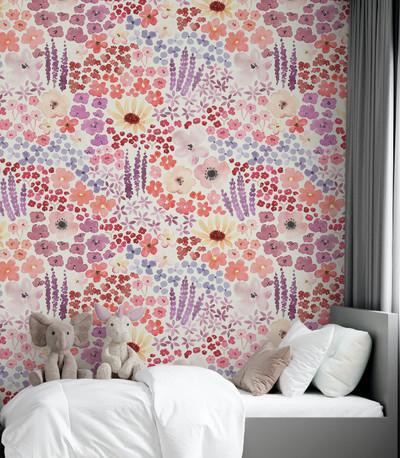 Mural - Petite Fleur (Per Sqm)