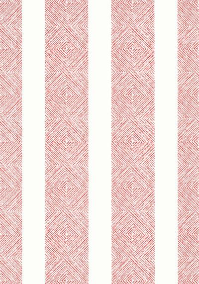 Clipperton Stripe - Red