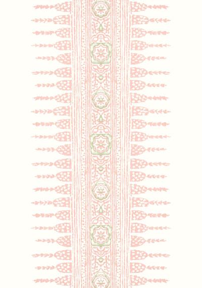 Javanese Stripe - Blush