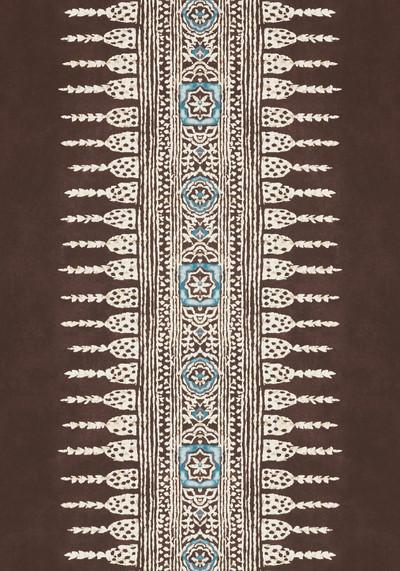 Javanese Stripe - Brown