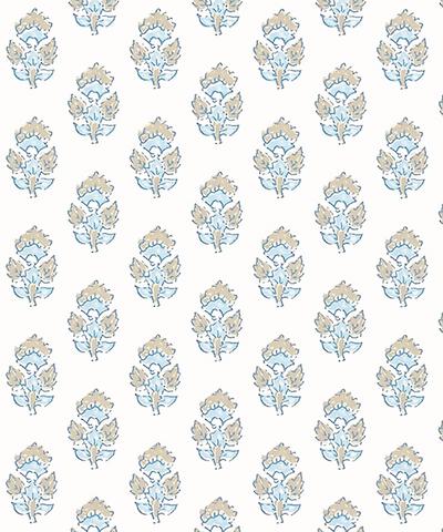 Julian - Beige / Spa Blue