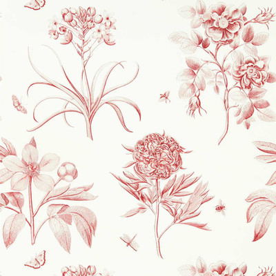 Etchings & Roses - Amanpuri Red