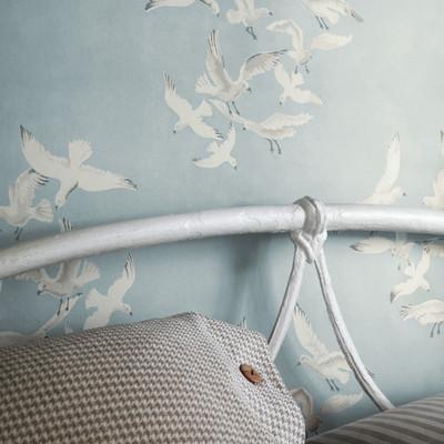 Seagulls - Blue