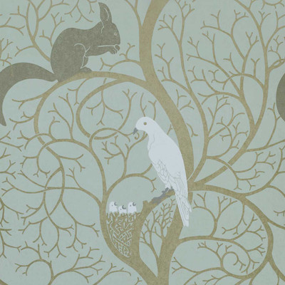 Squirrel & Dove - Eggshell / Ivory
