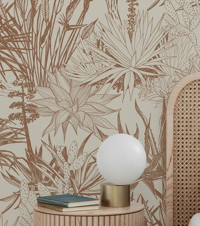 Mural - Succulent Clay (Per Sqm)