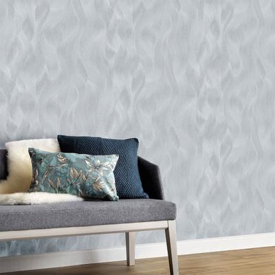 Wave Pattern - Silver