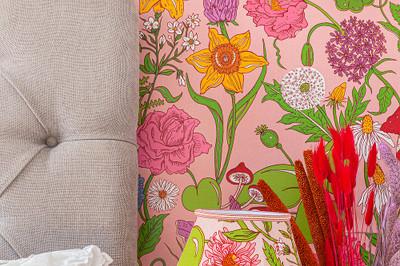 Bloom - Pink / Multi