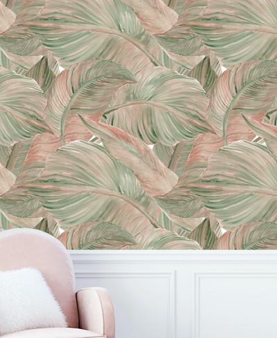 Mural - Canna Lillies (Per Sqm)