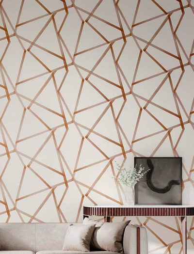 Sumi - Linen / Copper