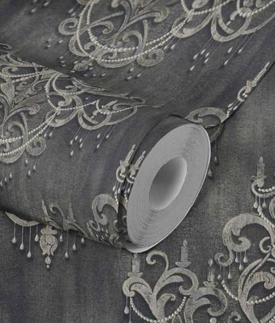 Baroque - Black / Grey