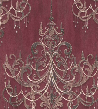 Baroque - Red / Pink