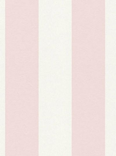 Striation - Pink / White