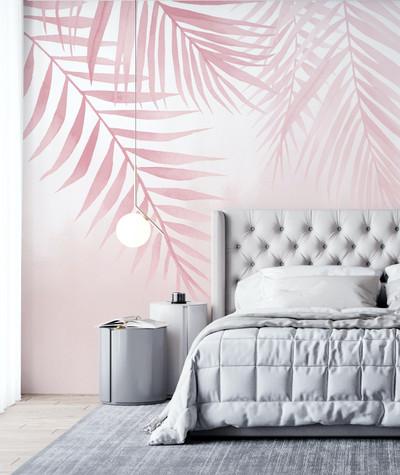 Mural - Serene Palm (Per Sqm)
