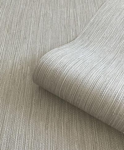 Grasscloth Texture -  Silver