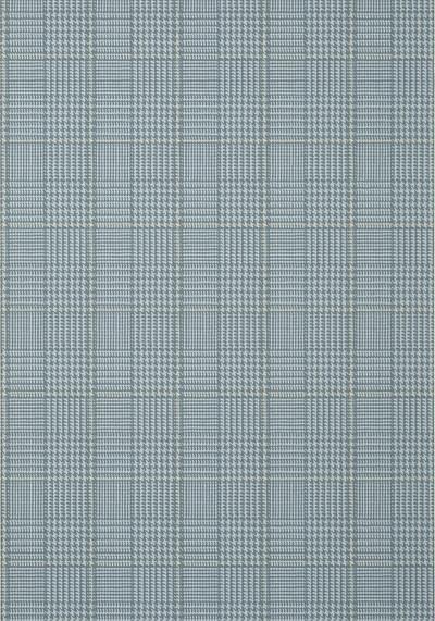 Grassmarket Check - Slate Blue