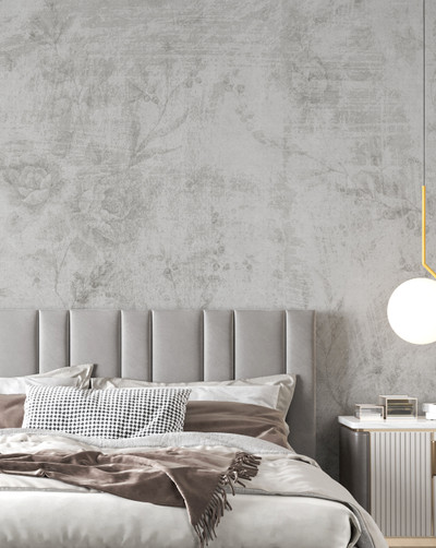 Mural - Roselea Grey (Per Sqm)