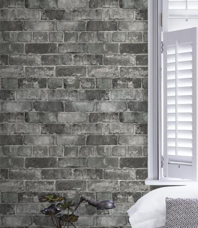 Durham Brick - Grey
