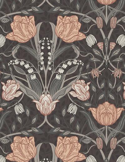 Filippa - Brown / Pink
