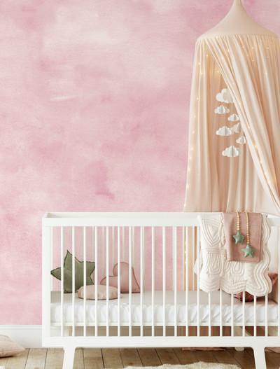 Mural - Fade Pink (Per Sqm)