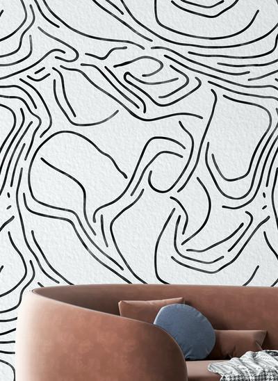 Mural - Gravity (Per Sqm)