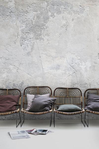 Mural - Cracked Concrete Wall (Per Sqm)