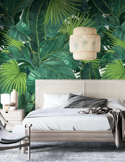 Mural - Colonial Palm (Per Sqm)