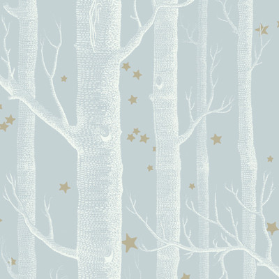 Woods and Stars - Pale Blue