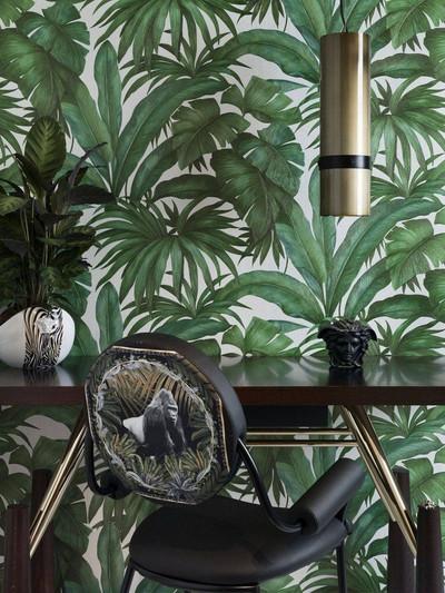 Tropics - Leaf Green