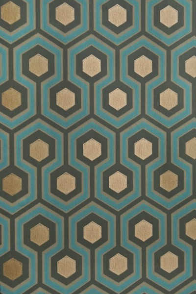 Hicks Hexagon - Green