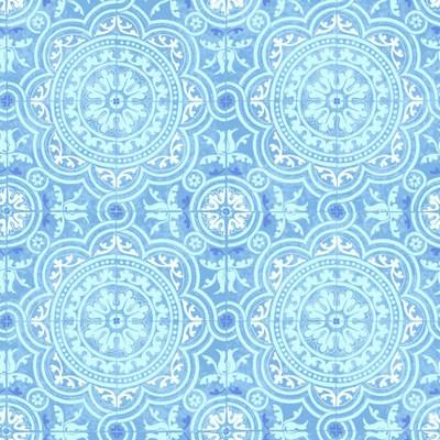 Piccadilly - Aqua Blue
