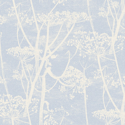 Cow Parsley - Pale Blue