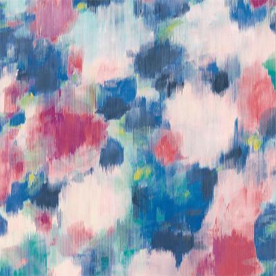 Exuberance - Fuchsia / Blue