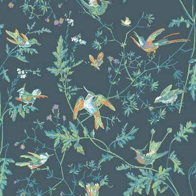 Hummingbirds - Viridian