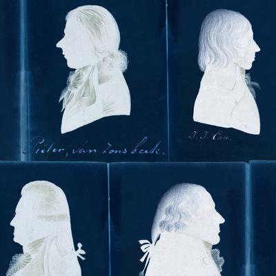 Dutch Portraits - Blue
