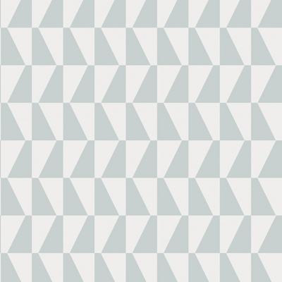 TRAPEZ - MINT BLUE & WHITE