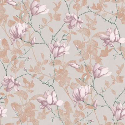 LILLY TREE - PINK & BRONZE