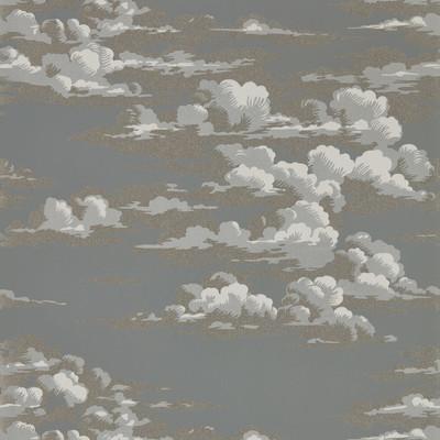 Silvi Clouds - Taupe Grey