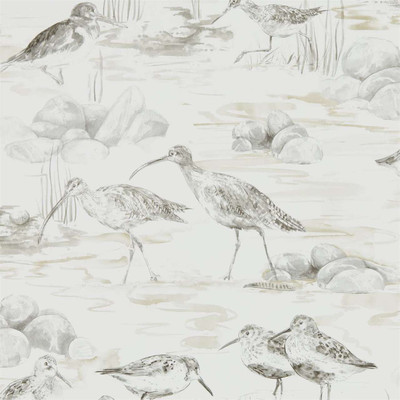 Estuary Birds - Chalk/sepia